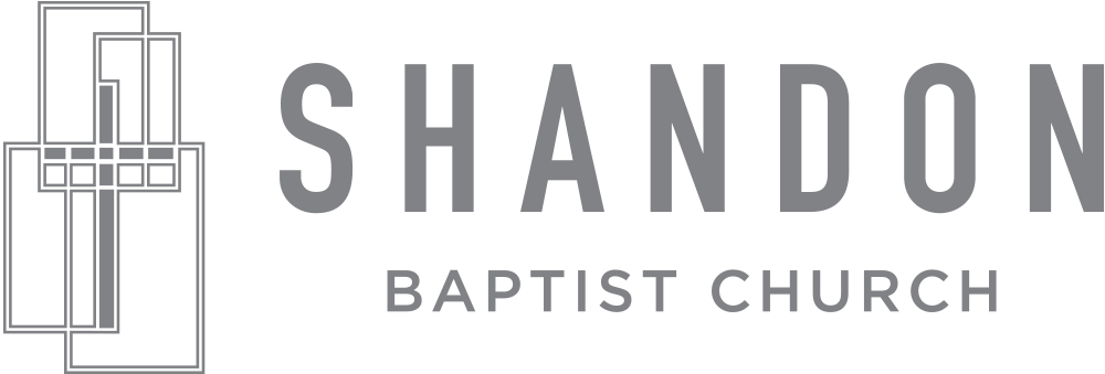 Shandon Baptist Church Logo
